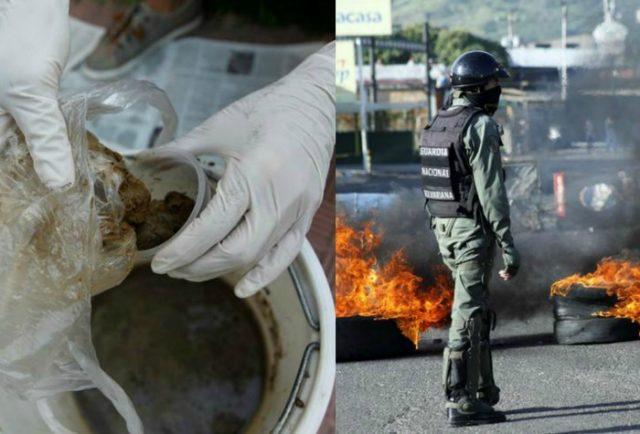 Poop Bombs Venezuela