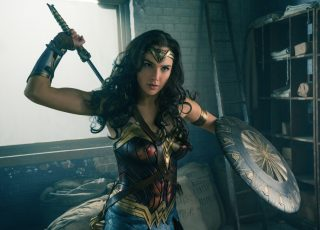 RELEASE DATE: June 2, 2017.TITLE: Wonder Woman.STUDIO:.DIRECTOR:.PLOT: An Amazonian princess leaves her island home to explore the world and, in doing so, becomes one of the world's greatest heroes.STARRING: Gal Gadot as Diana Prince / Wonder Woman.(Credit: � DC Entertainment/Entertainment Pictures)