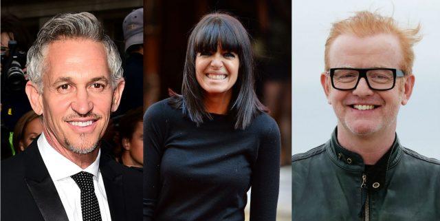 BBC stars composite
