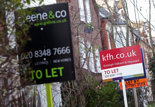 UK rental market