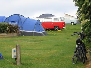 Housing – Amber's tent
