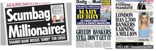 Bankers headlines