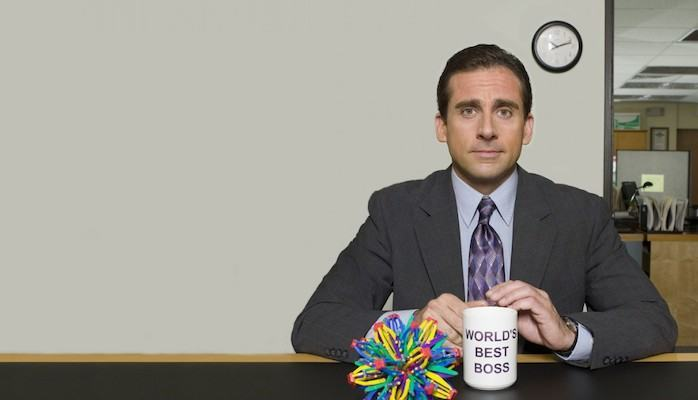 The Office – world's best boss