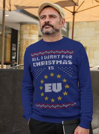 All I want for Christmas is EU Jumper