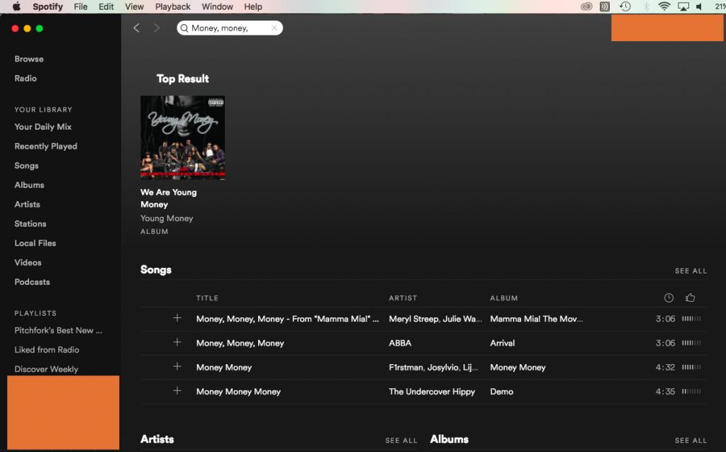 Spotify-listing-money
