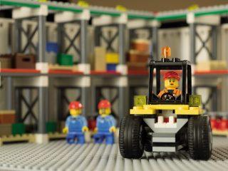 Jobs Lego