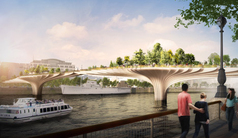 Garden Bridge Boris Johnson