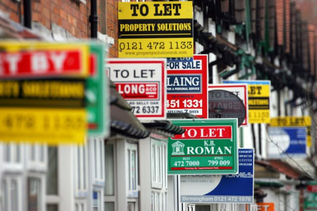 Letting-Signs