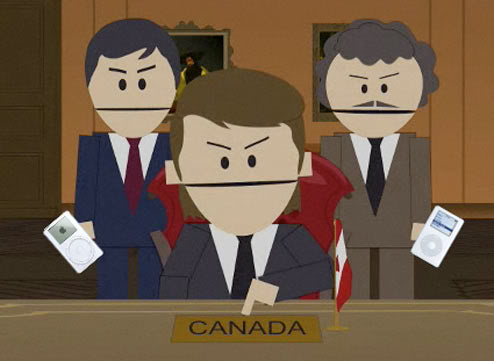 angry canadians