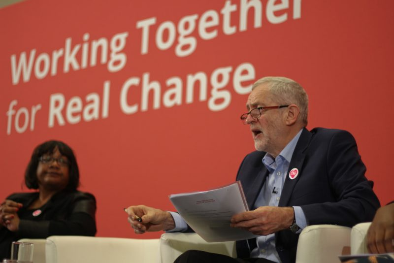 corybn labour conference