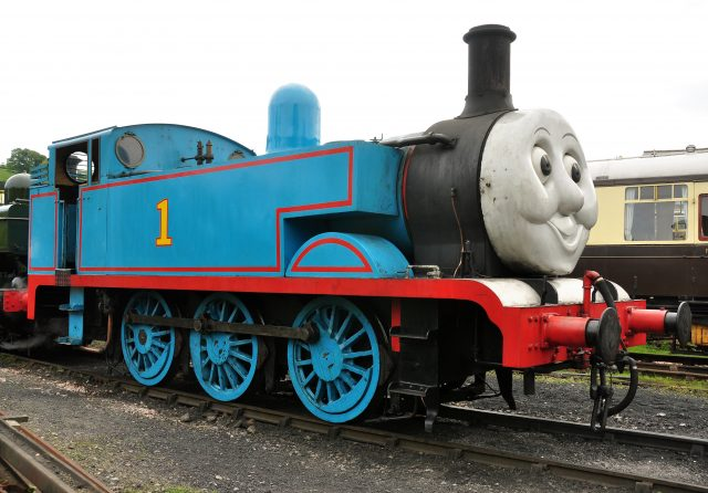 thomas train engine