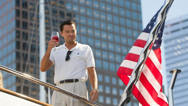 wolf of wall street boat