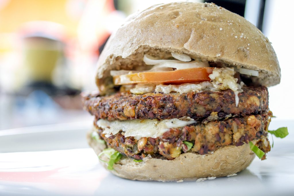 vegan burger 3