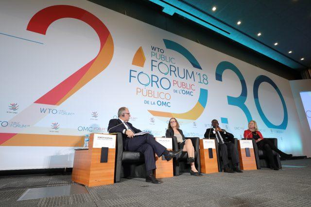 WTO Public Forum 2018: Trade 2030