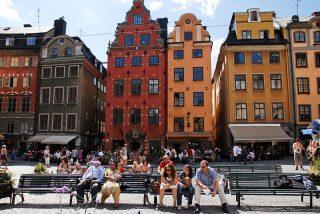 Stortorget_square_architecture,_Gamla_stan,_Stockholm,_Sweden,_Northern_Europe