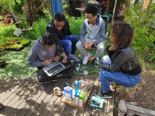 Education at May Project Gardens