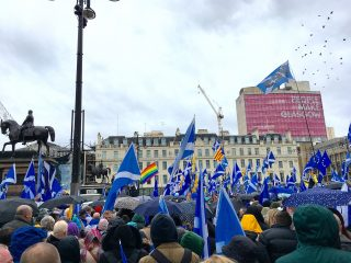 Scottish_Independence_Rally,_George_Square,_Glasgow,_2019_1